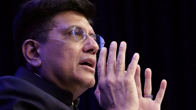 Indian commerce minister: 'Arrogant' U.S. ecommerce giants flout our laws