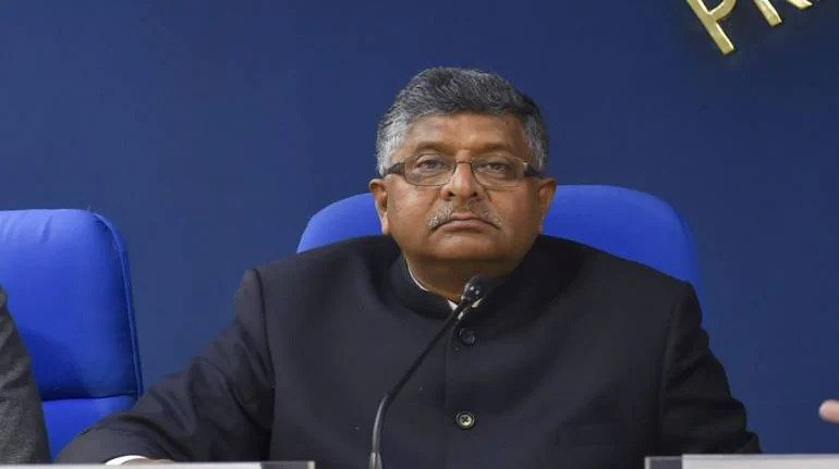Twitter deliberately chose path of non-compliance with IT rules: Ravi Shankar Prasad