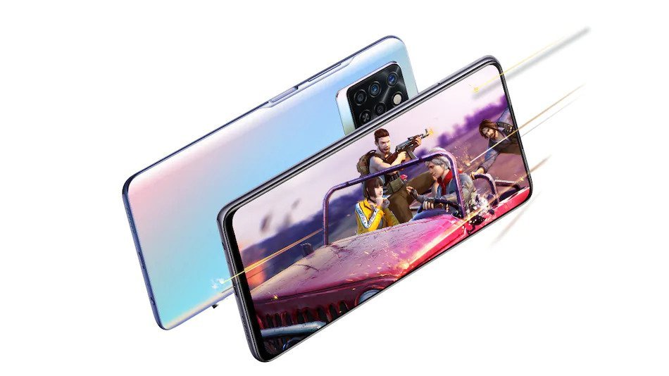 Infinix Note 10 Pro, Infinix Note 10 With 5,000mAh Batteries Launched in India: Price, Specifications