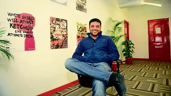 Zomato founder now among ultrarich startup entrepreneurs after stellar IPO debut. Check his net worth