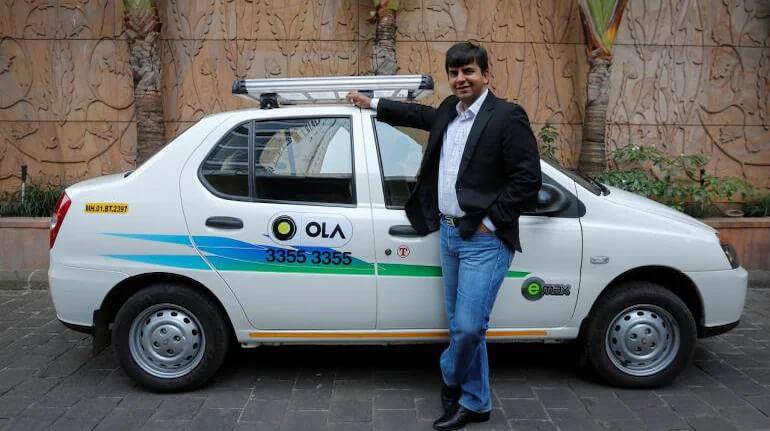 Ola raises $500 million pre-IPO round from Temasek, Warburg Pincus