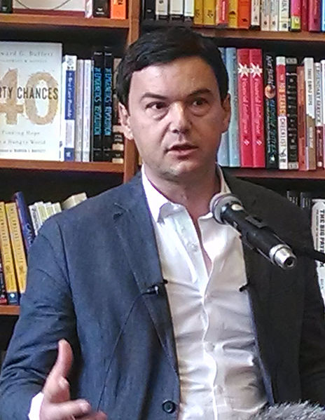 Piketty對法國總統大選的看法
