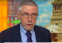 Paul Krugman on Bloomberg