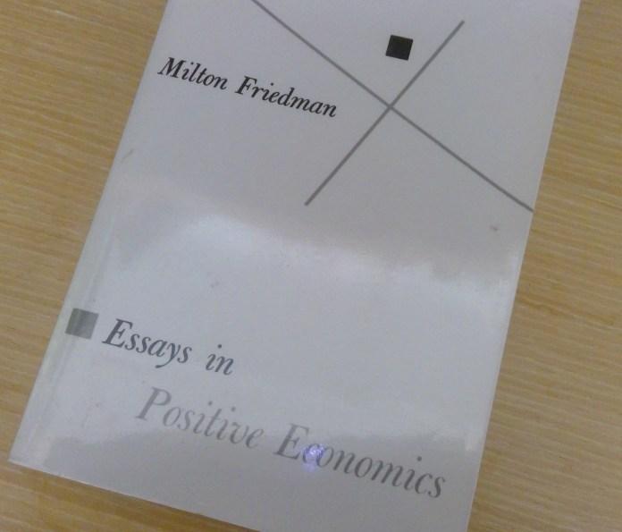 Essays in Positive Economics