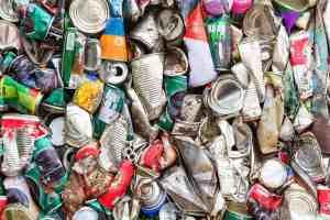 aluminum can recycling in Fontana