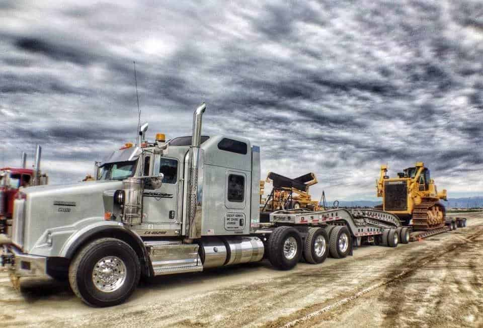 heavy haul ecology recycling
