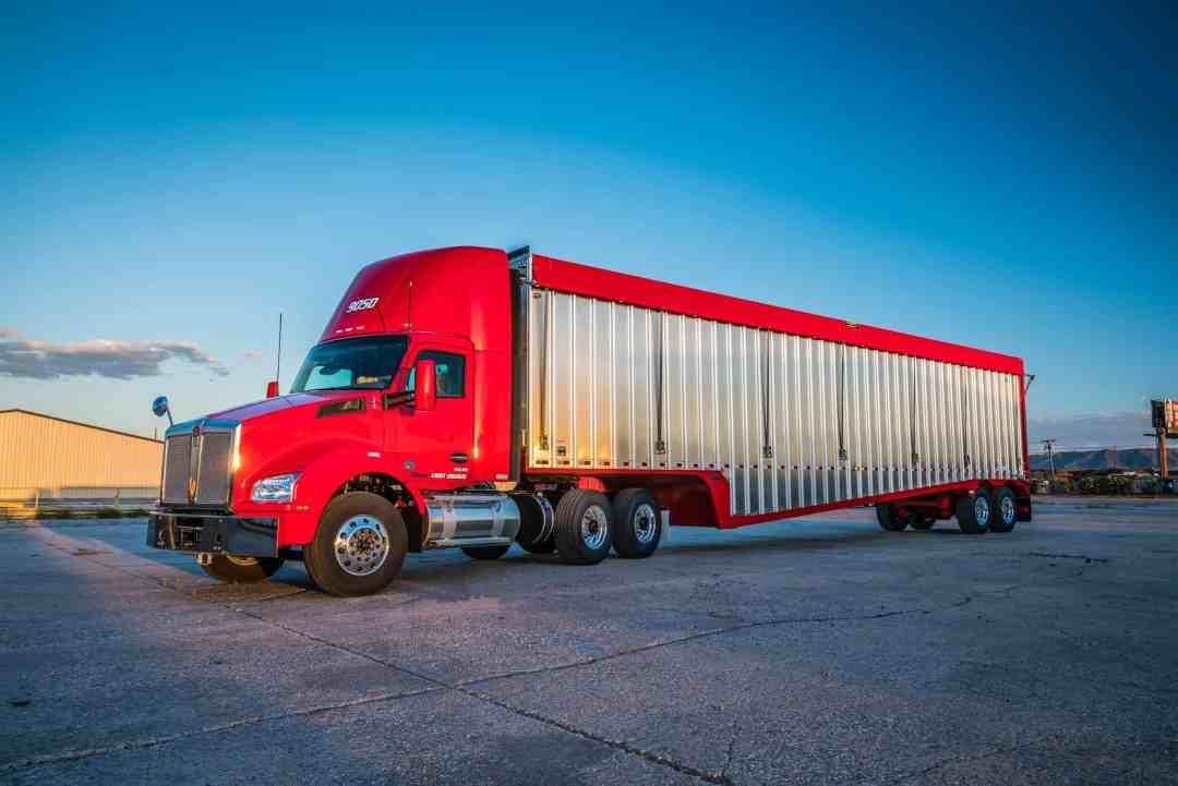 Ecology Tipper Truck
