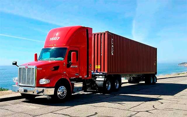 Drayage Transportation Truck