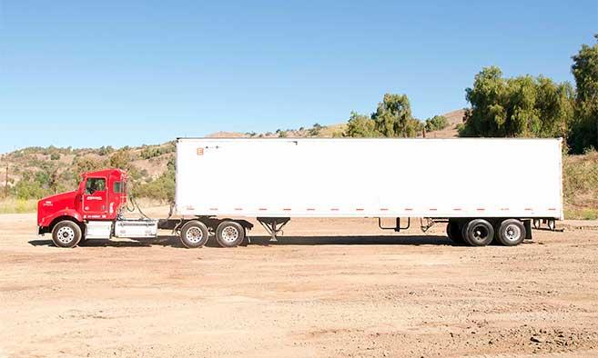 Dry Van Trailer