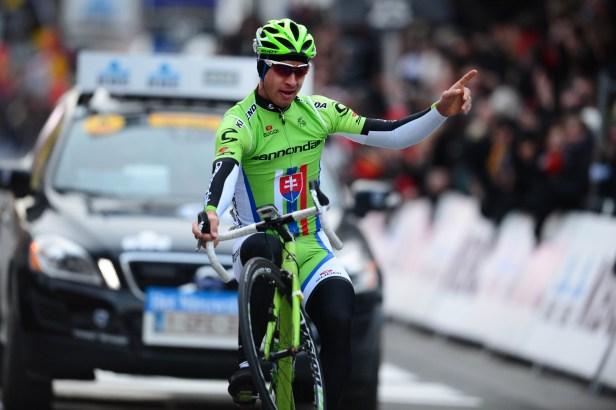 Peter Sagan - meilleur sprinter du Tour de France 2013
