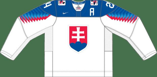 IIHF 2018 Slovaquie