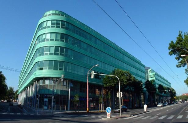 Apollo Business Center à Bratislava