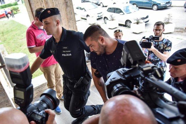 Juraj Hossu en jugement par les autorités slovaques