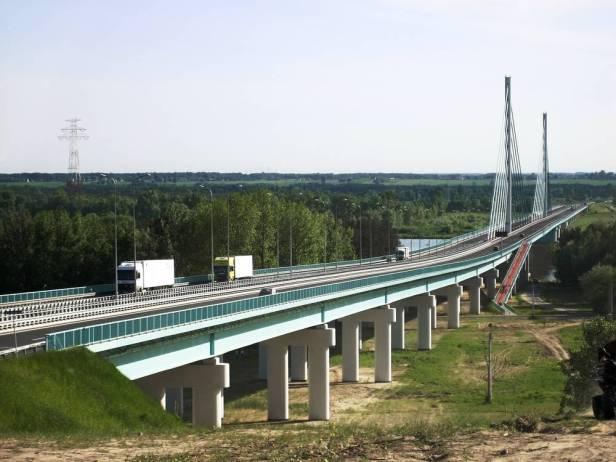 Solidarity Bridge Images - Largest Bridge of Poland