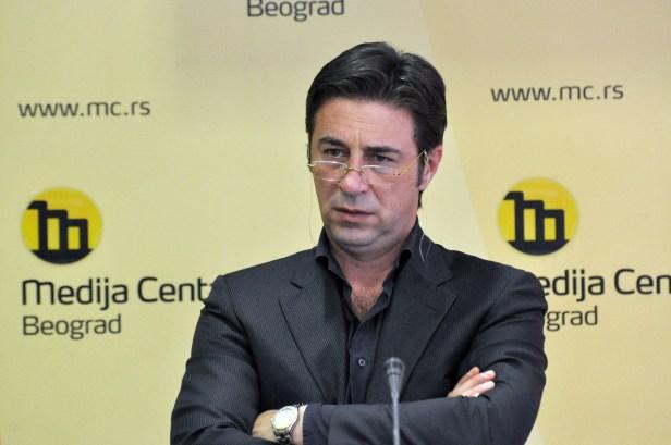 Dragoslav Ognjanovic était un avocat reconnu mais contreversé