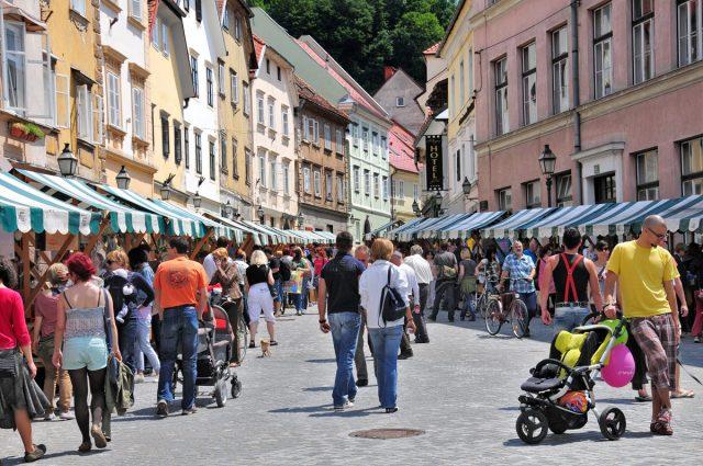 La Slovénie applique les droits sociaux propres aux pays de l'Ouest, aux bénéfices des employés