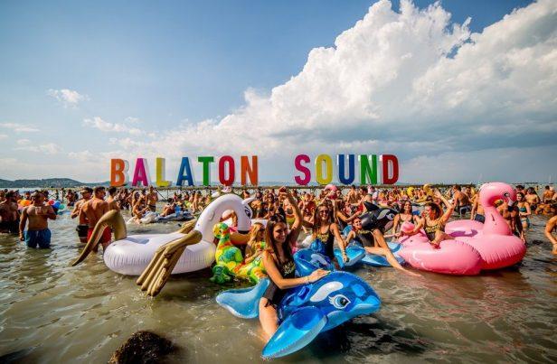 Le festival du Son à Balaton est un énorme succès chaque année