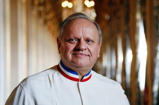 """""""Décrire Joel Robuchon comme un cuisinier, c'est un peu comme appeler Pablo Picasso un peintre"""""""