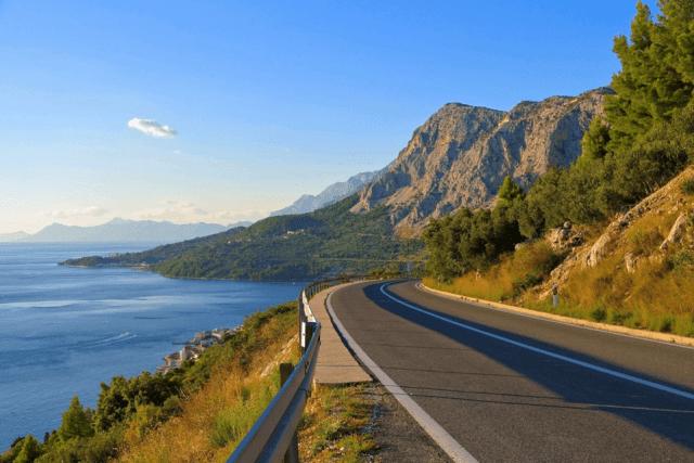 Les routes croates ont été classées 19ème au monde sur 137 pays.