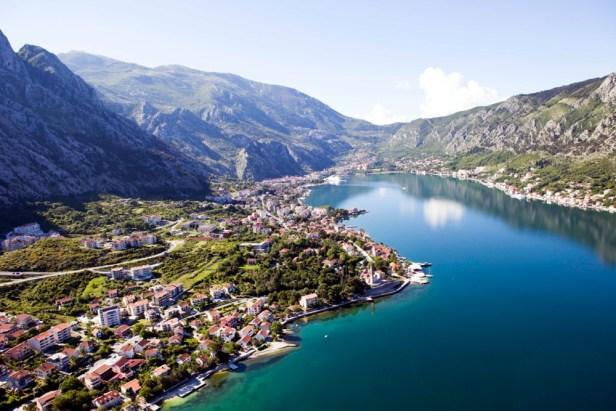 depuis le début de l'année, près de 170 000 touristes ont visité les stations balnéaires et montagneuses du Monténégro