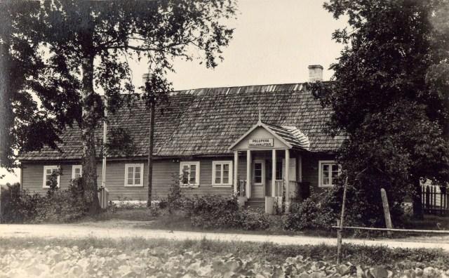 Palupera-municipal-house-in-1935