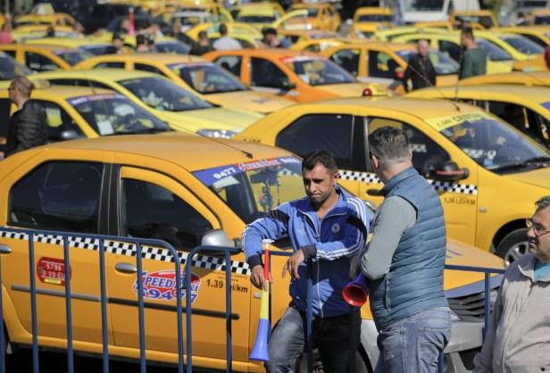 En Roumanie, la société de covoiturage américaine compte plus d'un million de clients, la plupart à Bucarest.