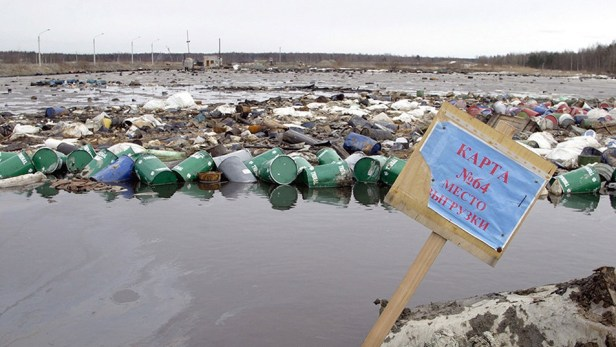 Le chef du Conseil de sécurité russe, Nikolai Patrushev, a reproché au secteur du traitement des déchets de la région du nord-ouest d'être une entreprise criminelle