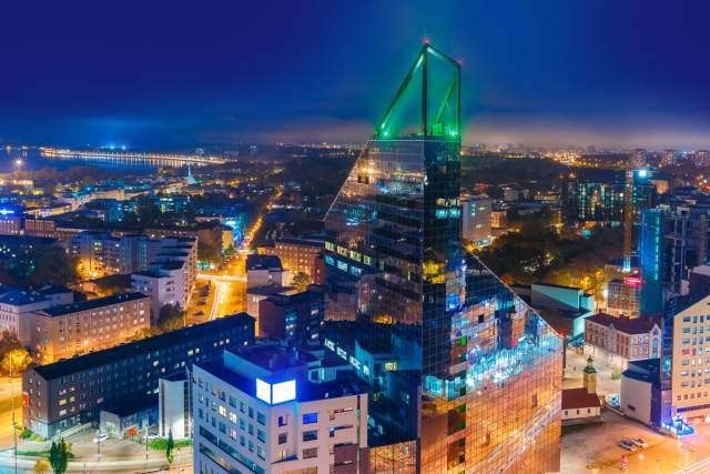 La banque centrale estonienne a tenu à souligner qu'il s'agit de l'ensemble des flux entrants et sortants du pays (soit 442 milliards d'euros de l'étranger vers l'Estonie, et 446 milliards en sens inverse), y compris les importations et les exportations, ainsi que les transactions financières courantes telles que les achats de titres.