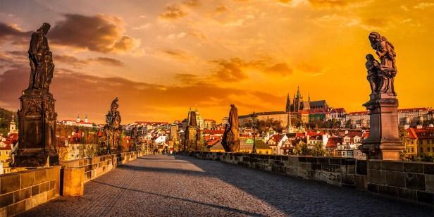 Prague via Airbnb
