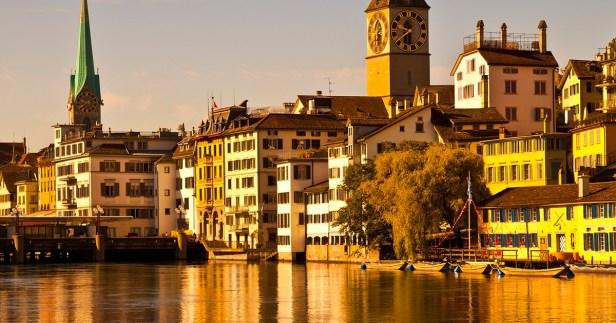 La Suisse n'est pas membre de l'UE mais autorise ses citoyens à travailler dans le pays.