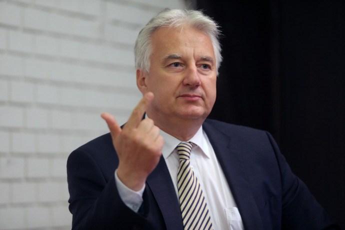 Vice-Premier ministre Zsolt Semjén
