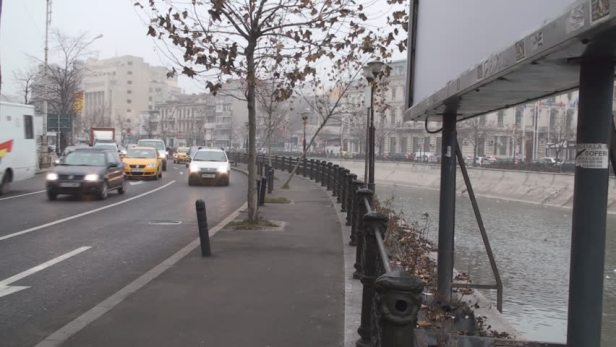 Bucarest, l'une des villes les plus polluées d'Europe