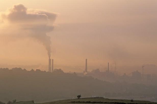 Roumanie Pollution