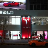 Concessionaire Tesla