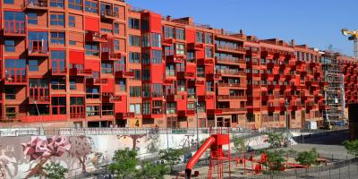 Berlin et ses problèmes de logements