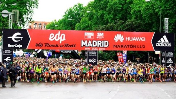 EDP Rock'n'Roll Marathon, Madrid