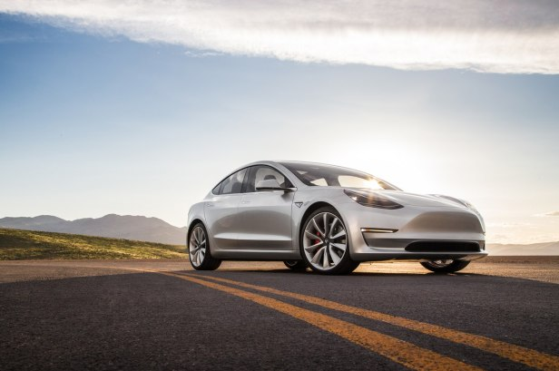 Tesla Model 3 Launches In Mexic