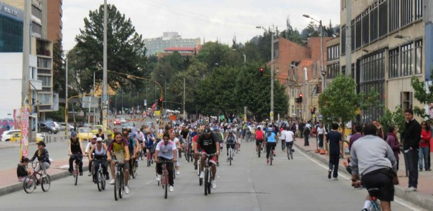 The Bogota Ciclovia
