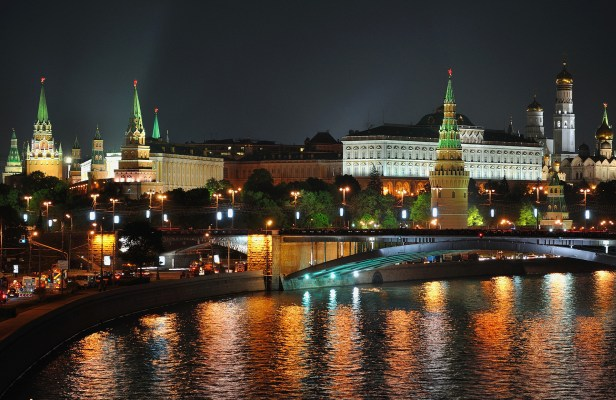 Moscow-Night