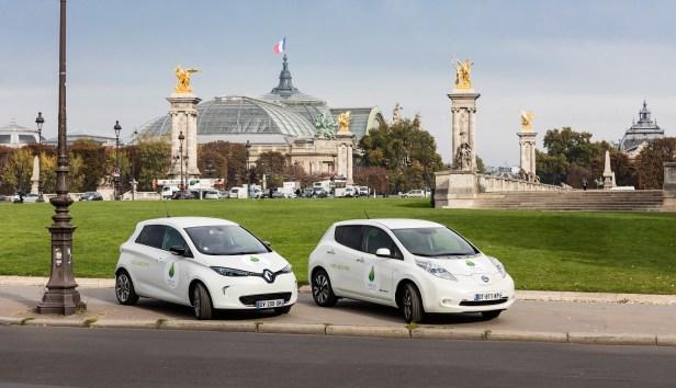Renault-Nissan-cop21-Paris-2015