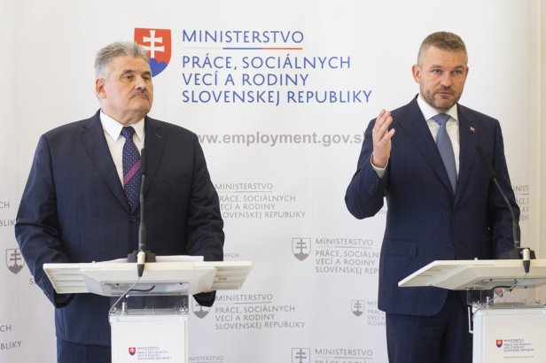 Slovakia breaks another unemployment rate record
