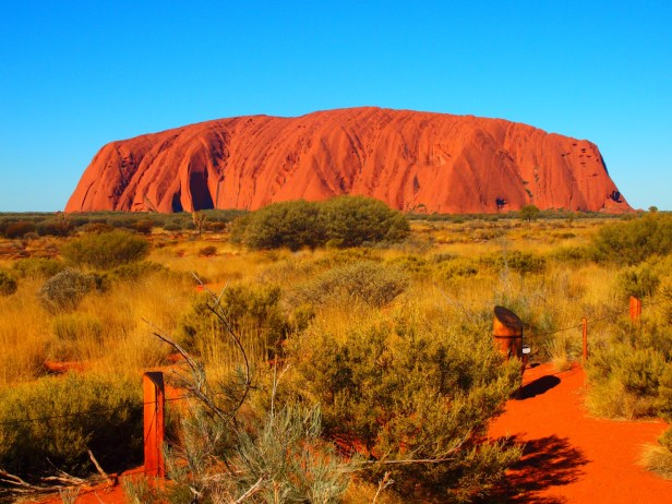 Uluru-Beautiful-Place-Australia