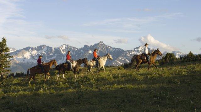 Cowboy-Abenteuer an der Cariboo Chilcotin Coast
