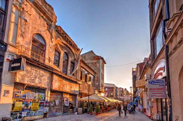 Bucharest-Old-Town