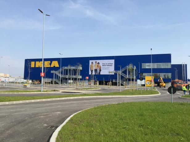 Le détaillant de meubles suédois IKEA enregistre des pertes en Roumanie en 2018