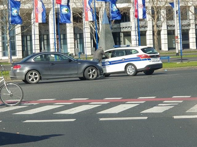 La Croatie a le troisième taux de vol de voiture le plus faible de l'Union européenne