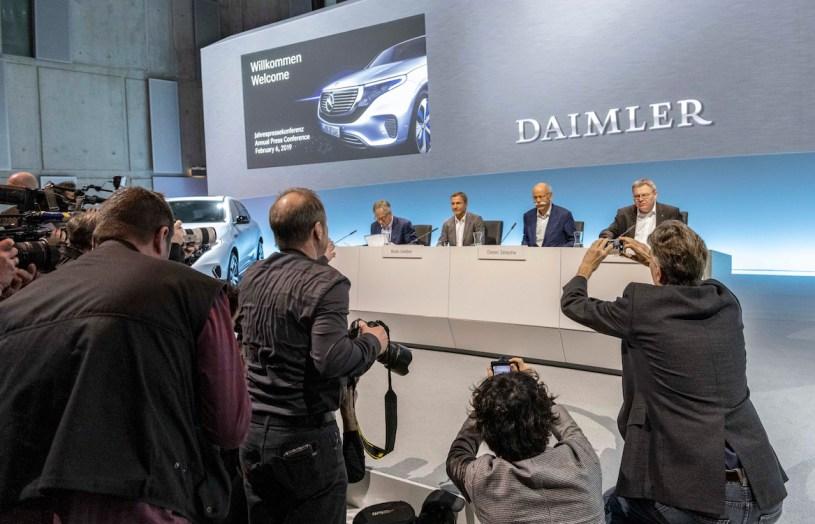 Crise chez Daimler Quelque chose de plus musqué, s'il vous plaît - Pixabay