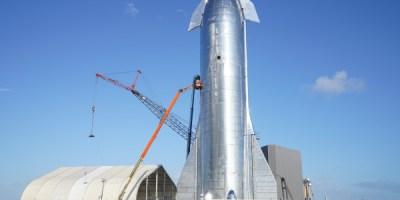 Le prototype du vaisseau spatial Elon Musk a explosé pendant les tests