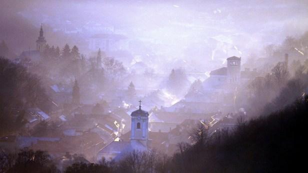 Oravitza-Caras-Severin-Romania