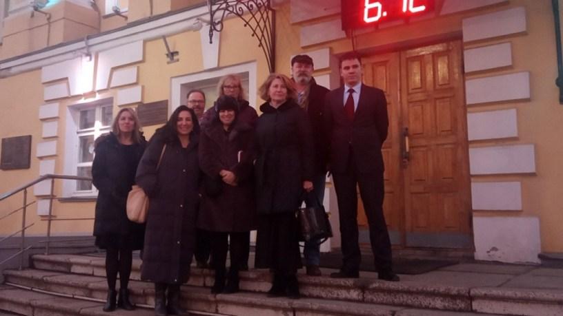 Le tribunal de district de Ryazan Sovetsky a été condamné à une amende et a ordonné l'expulsion de cinq professeurs et cadres de l'Université de Buffalo dans les cinq jours, a rapporté mercredi le site Internet Vid Sboku.